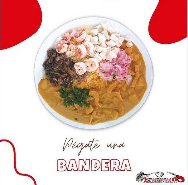 plato típico de Santo Domingo de los Tsáchilas
